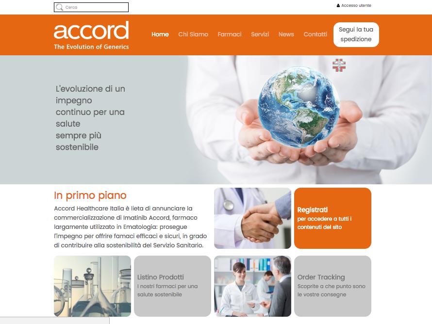 Accord HomePage