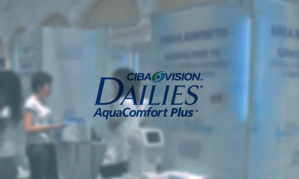 Ciba Vision – Lenti A Contatto Usa E Getta Dailies