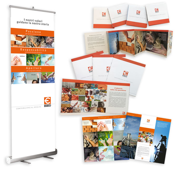 Esseco Group – Progetto Di Comunicazione Interna
