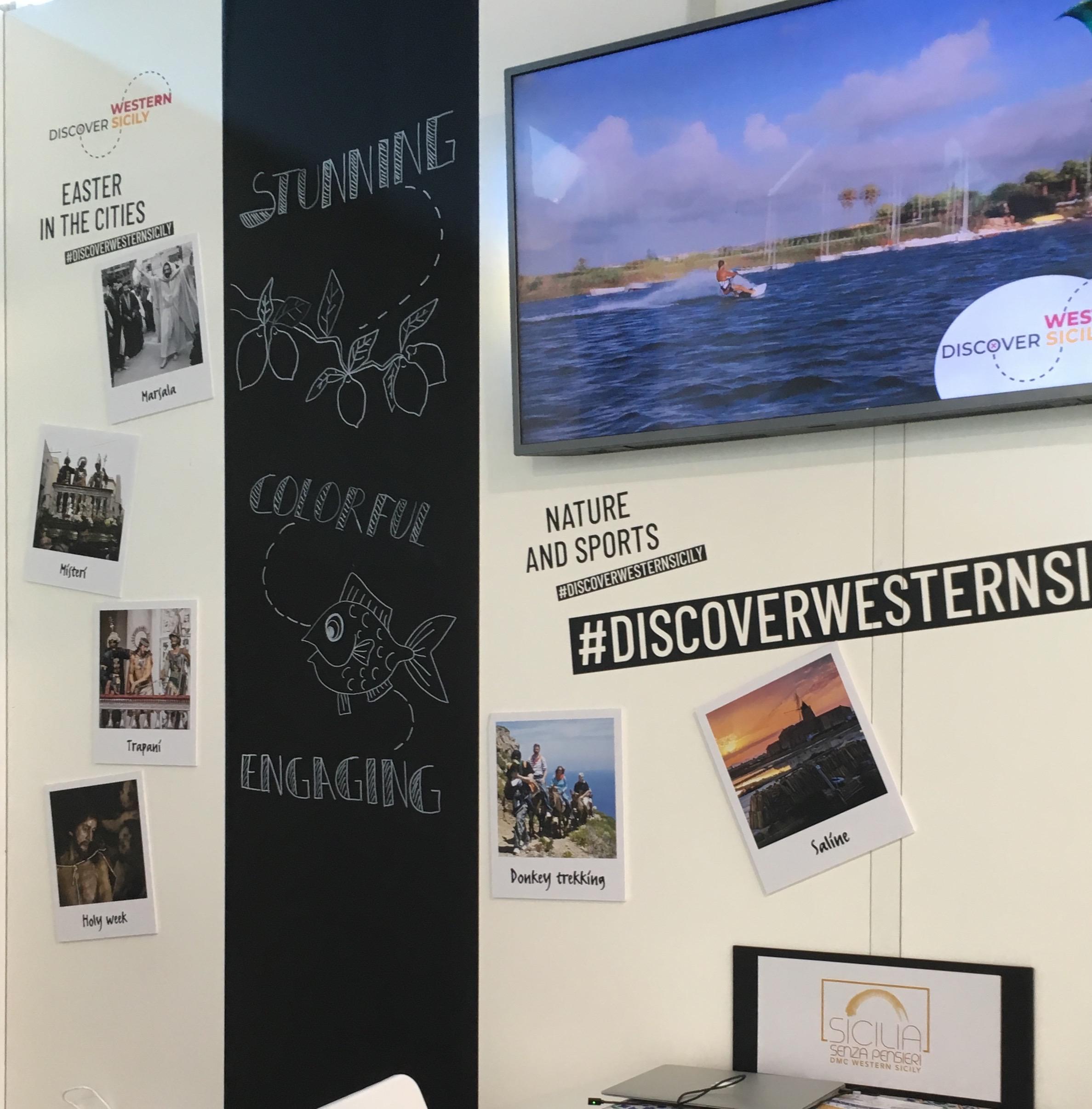 Dual – Sicilia Senza Pensieri Con Discover Western Sicily Al TTG